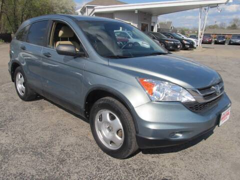 2011 Honda CR-V for sale at St. Mary Auto Sales in Hilliard OH