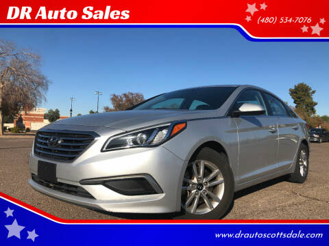 2016 Hyundai Sonata for sale at DR Auto Sales in Scottsdale AZ