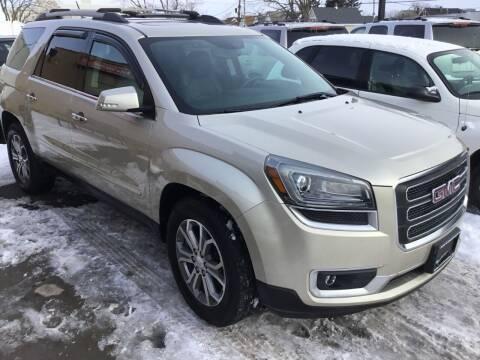 2013 GMC Acadia for sale at eAutoDiscount in Buffalo NY