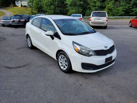 2013 Kia Rio for sale at DISCOUNT AUTO SALES in Johnson City TN