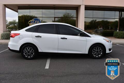 2017 Ford Focus for sale at GOLDIES MOTORS in Phoenix AZ