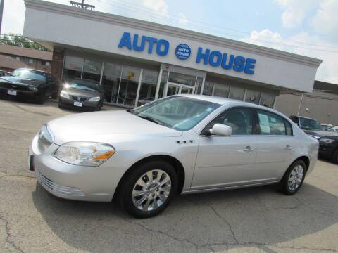 2009 Buick Lucerne for sale at Auto House Motors in Downers Grove IL