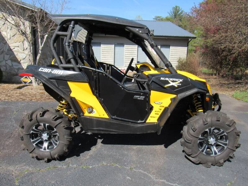 2014 Can-Am Maverick 1000R X MR for sale at Blue Ridge Riders in Granite Falls NC