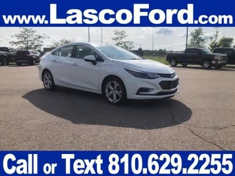 2017 Chevrolet Cruze for sale at LASCO FORD in Fenton MI