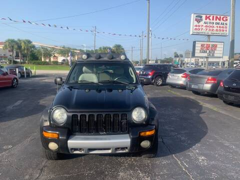 2003 Jeep Liberty for sale at King Auto Deals in Longwood FL