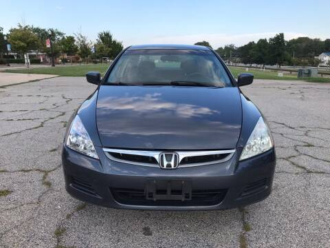 2006 Honda Accord for sale at Affordable Dream Cars in Lake City GA