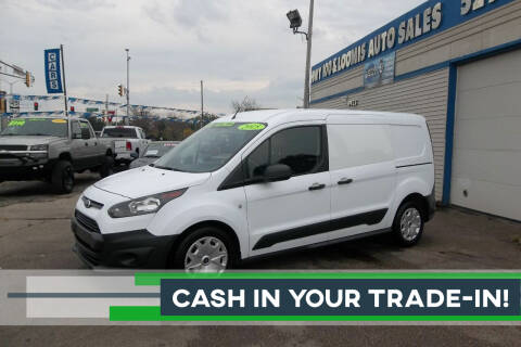 2015 Ford Transit Connect Cargo for sale at Highway 100 & Loomis Road Sales in Franklin WI