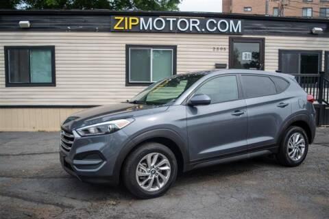 2017 Hyundai Tucson for sale at ZIPMOTOR.COM in Arlington VA