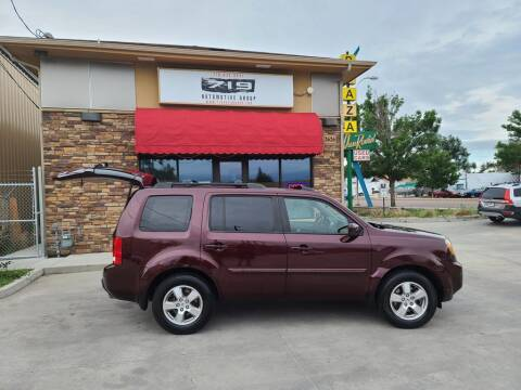 2009 Honda Pilot for sale at 719 Automotive Group in Colorado Springs CO