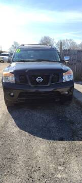 2011 Nissan Armada for sale at Chicago Auto Exchange in South Chicago Heights IL
