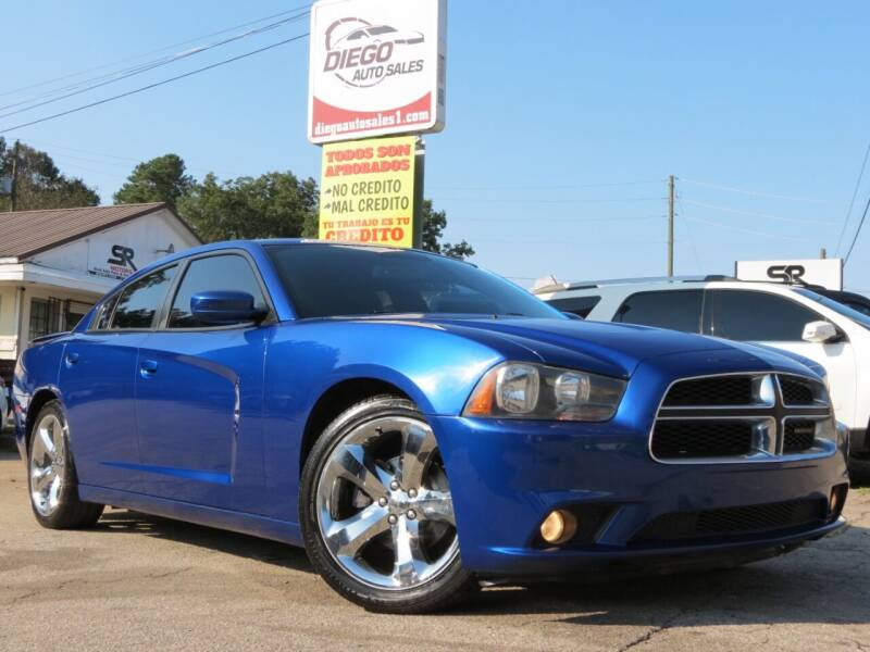2012 Dodge Charger for sale at Diego Auto Sales #1 in Gainesville GA
