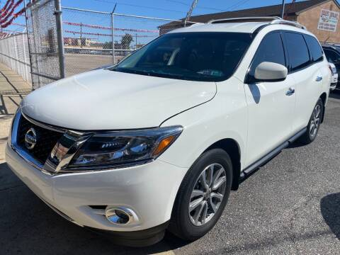 2016 Nissan Pathfinder for sale at The PA Kar Store Inc in Philladelphia PA