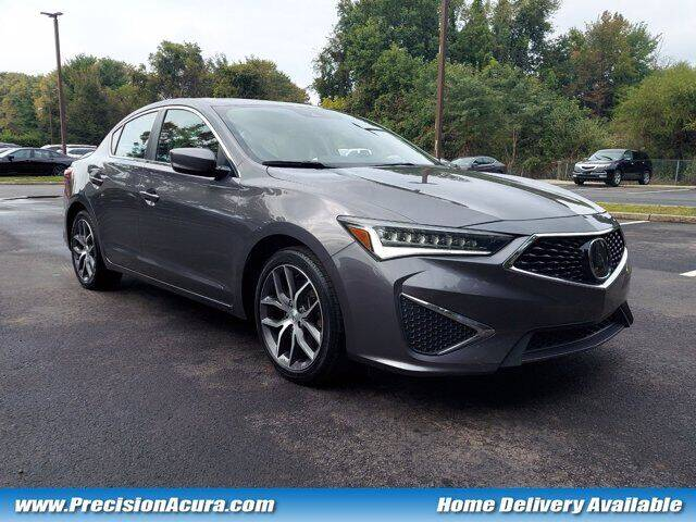 2019 Acura ILX for sale at Precision Acura of Princeton in Lawrence Township NJ