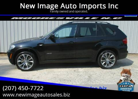2011 BMW X5 for sale at New Image Auto Imports Inc in Mooresville NC