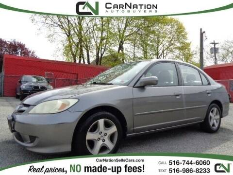2004 Honda Civic for sale at CarNation AUTOBUYERS, Inc. in Rockville Centre NY