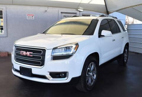 2016 GMC Acadia for sale at 1st Class Motors in Phoenix AZ