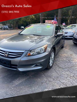2011 Honda Accord for sale at Orazzi's Auto Sales in Greenfield Township PA
