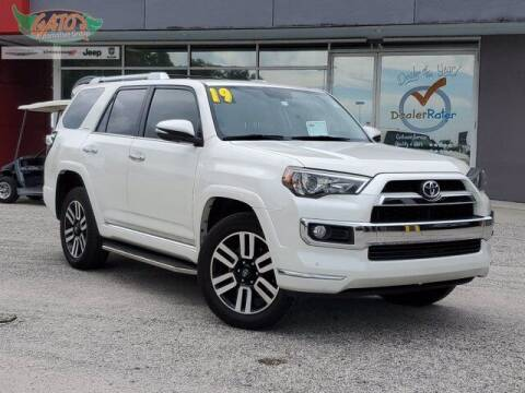2019 Toyota 4Runner for sale at GATOR'S IMPORT SUPERSTORE in Melbourne FL
