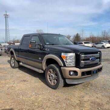 2011 Ford F-250 Super Duty for sale at ANZ Auto llc in Fredericksburg VA