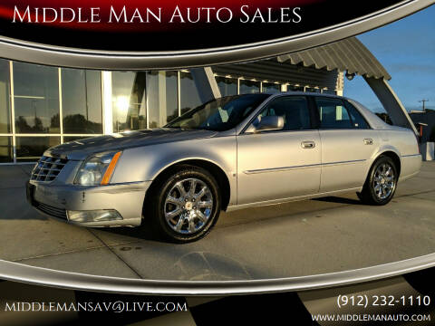 2009 Cadillac DTS for sale at Middle Man Auto Sales in Savannah GA
