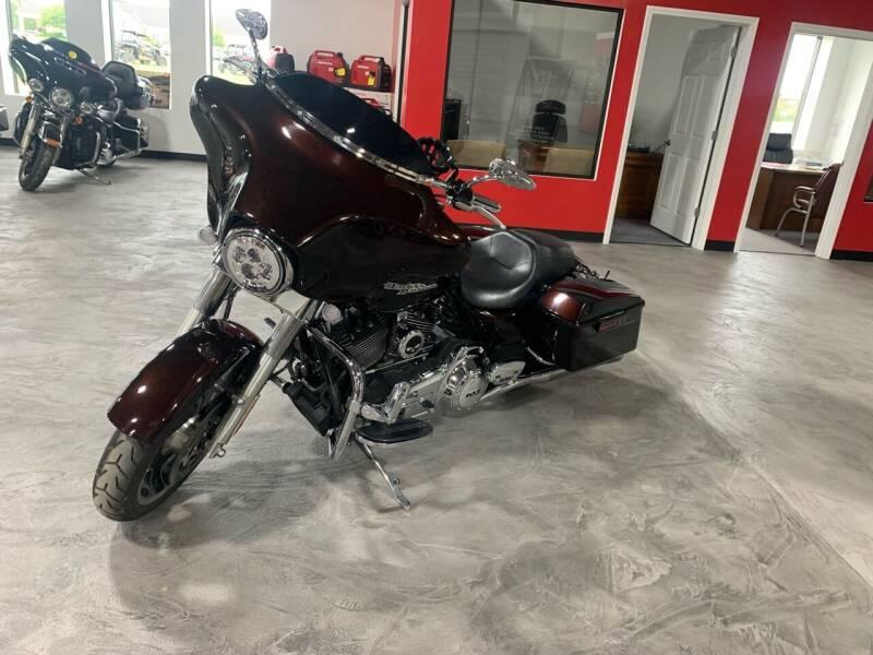 2011 Harley Davidson  Street Glide for sale at Dan Powers Honda Motorsports in Elizabethtown KY