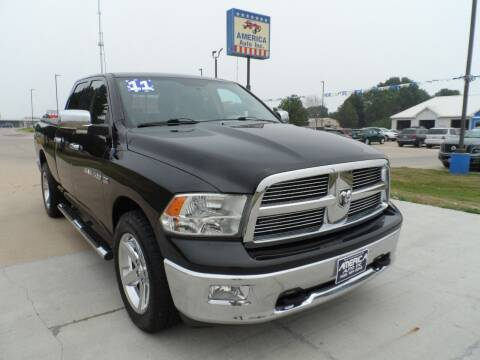 2011 RAM Ram Pickup 1500 for sale at America Auto Inc in South Sioux City NE