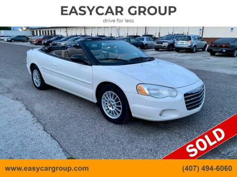 2004 Chrysler Sebring for sale at EASYCAR GROUP in Orlando FL