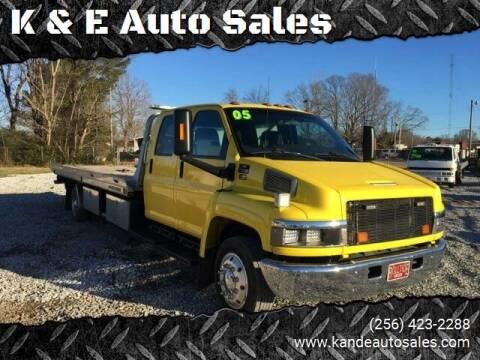 2005 Chevrolet Rollback for sale at K & E Auto Sales in Ardmore AL