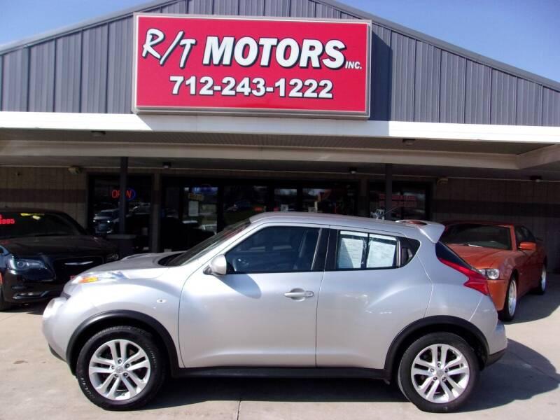 2011 Nissan JUKE for sale at RT Motors Inc in Atlantic IA