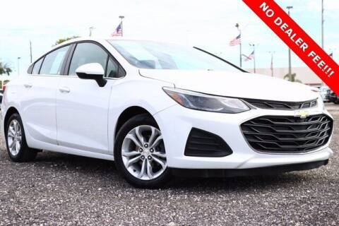 2019 Chevrolet Cruze for sale at JumboAutoGroup.com in Hollywood FL