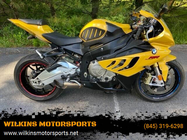 2011 BMW S1000RR for sale at WILKINS MOTORSPORTS in Brewster NY