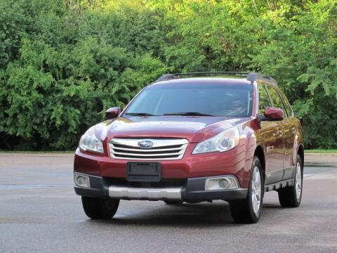 2012 Subaru Outback for sale at Best Import Auto Sales Inc. in Raleigh NC
