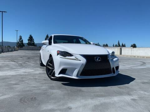 2015 Lexus IS 250 for sale at BAY AREA CAR SALES in San Jose CA