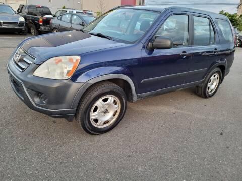 2005 Honda CR-V for sale at JG Motors in Worcester MA