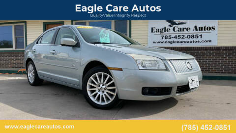 2007 Mercury Milan for sale at Eagle Care Autos in Mcpherson KS