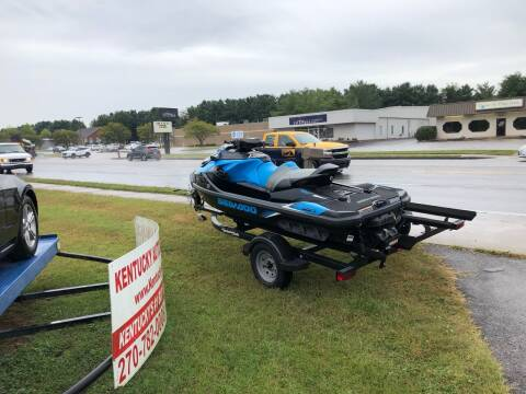 2019 Seadoo RXT 230 RXT 230 Supercharged W/Sound for sale at Kentucky Auto Sales & Finance in Bowling Green KY