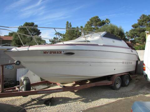 1992 Maxum 2300SCR for sale at Best Auto Buy in Las Vegas NV