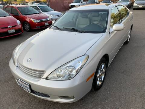 2002 Lexus ES 300 for sale at C. H. Auto Sales in Citrus Heights CA