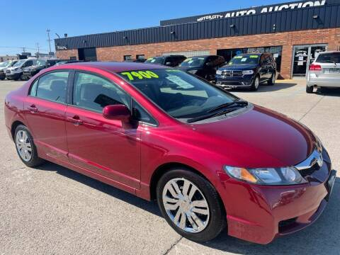 2010 Honda Civic for sale at Motor City Auto Auction in Fraser MI