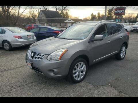 2012 Nissan Rogue for sale at Colonial Motors in Mine Hill NJ
