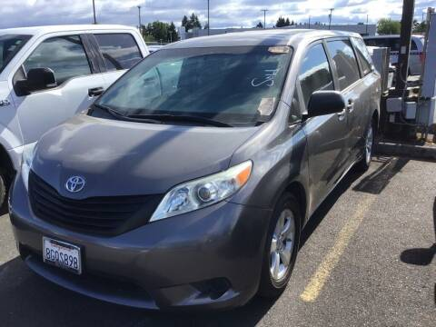 2017 Toyota Sienna for sale at Royal Moore Custom Finance in Hillsboro OR