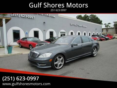2011 Mercedes-Benz S-Class for sale at Gulf Shores Motors in Gulf Shores AL
