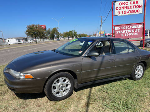 2001 Oldsmobile Intrigue for sale at OKC CAR CONNECTION in Oklahoma City OK