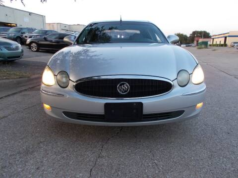 2005 Buick LaCrosse for sale at ACH AutoHaus in Dallas TX