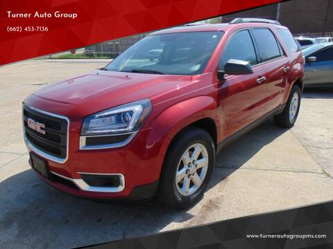 2014 GMC Acadia for sale at Turner Auto Group in Greenwood MS