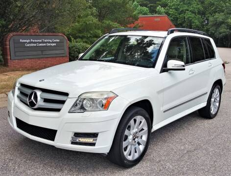 2012 Mercedes-Benz GLK for sale at Weaver Motorsports Inc in Cary NC
