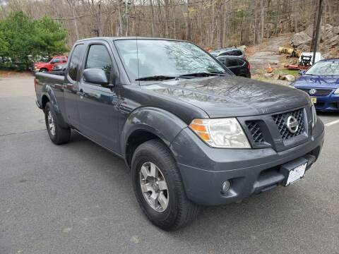2010 Nissan Frontier for sale at Ramsey Corp. in West Milford NJ