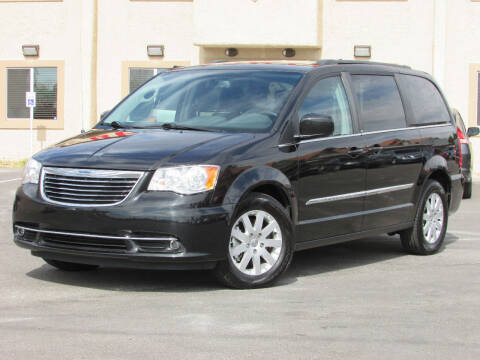 2013 Chrysler Town and Country for sale at Best Auto Buy in Las Vegas NV
