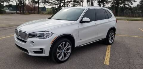 2017 BMW X5 for sale at Weaver Motorsports Inc in Cary NC