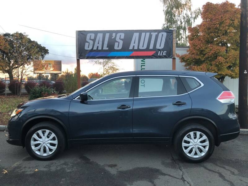 2016 Nissan Rogue for sale at Sal's Auto in Woodburn OR